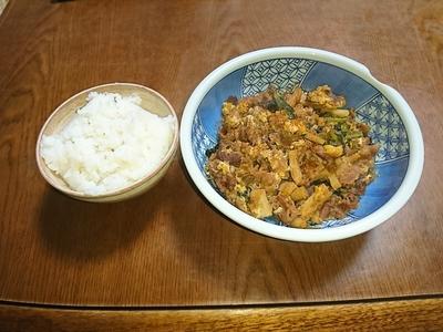 牛肉と鰹菜の炒め物.JPG